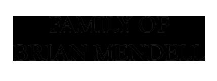 Family of Brian Mendell