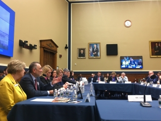 Gary Mendell testifying at the House Energy & Commerce Committee