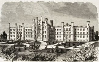 New York state's inebriate asylum