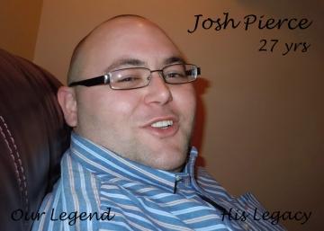 Joshua pierce